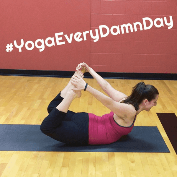 Yoga Every Damn Day - The Lemon Bowl