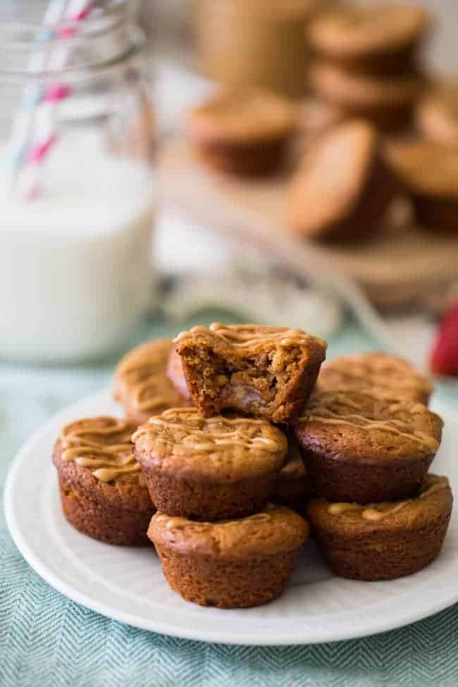 peanut-butter-muffins-photograph FOOD FAITH FITNESS