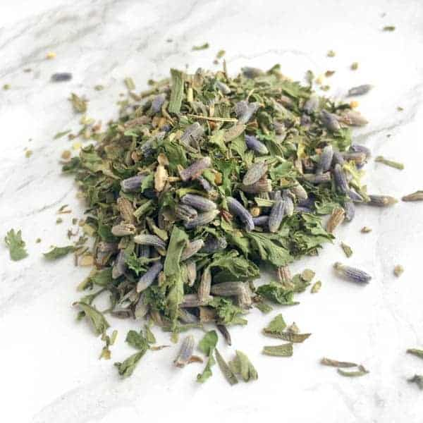 Herbs de Provance - The Lemon Bowl