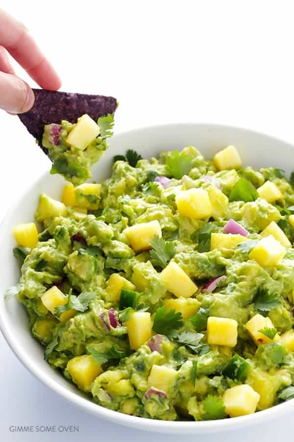 Pineapple-Guacamole-1 GIMME SOME OVEN