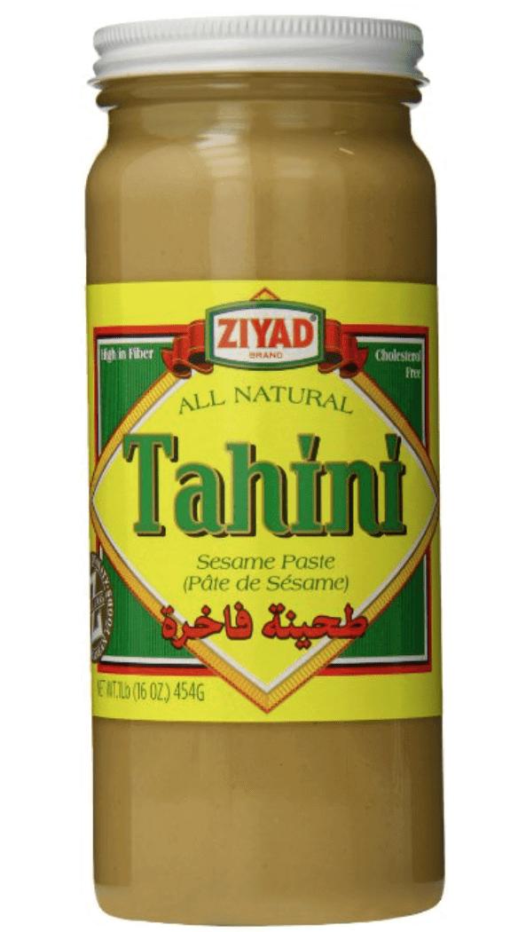 Tahini Jar