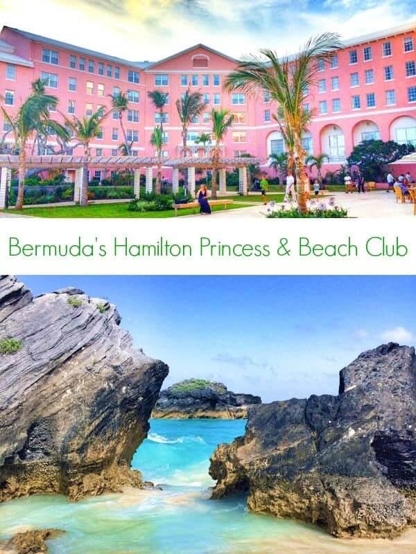 Bermuda's Hamilton Princess and Beach Club - The Lemon Bowl