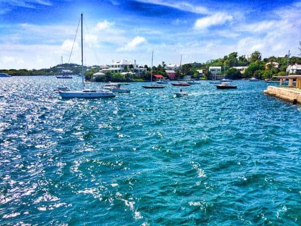 Boats on the Marina - The Lemon Bowl
