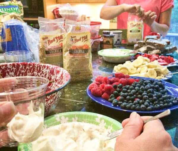 Breakfast Parfaits with Bobs - The Lemon Bowl