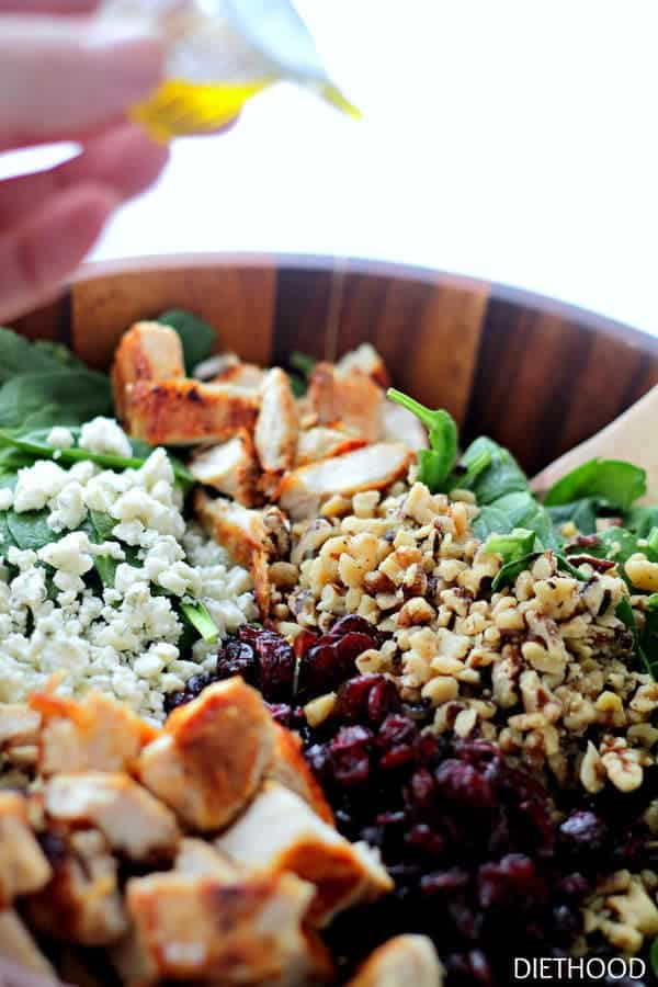 DIETHOOD Spinach-Salad1