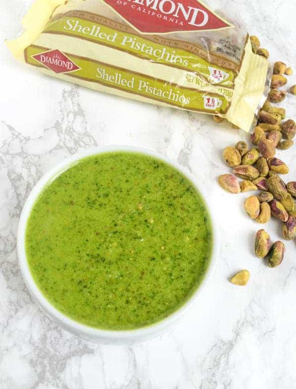 Lemony Pistachio Pesto - The Lemon Bowl