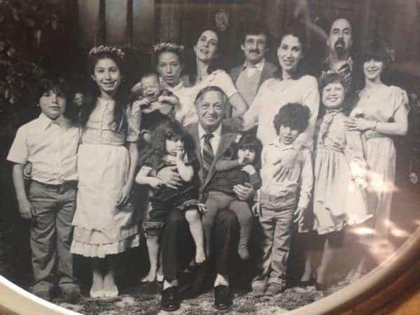 Papa Leo and Family - The Lemon Bowl