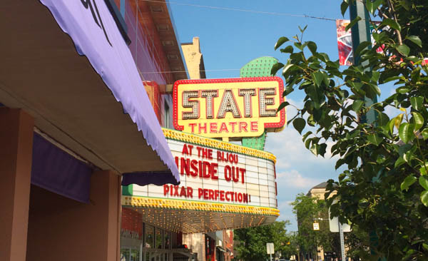 Traverse City State Theater - The Lemon Bowl
