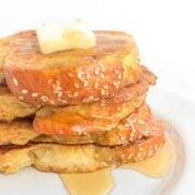 Challah Bread French Toast - The Lemon Bowl