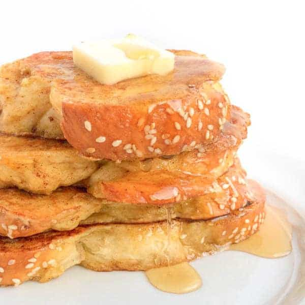 Challah French Toast - The Lemon Bowl
