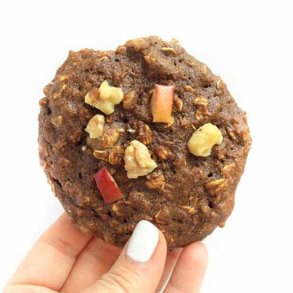 Apple Oatmeal Breakfast Cookies - The Lemon Bowl