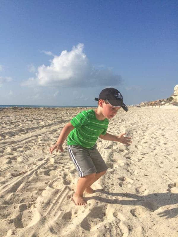 Asher Sand Beach - The Lemon Bowl