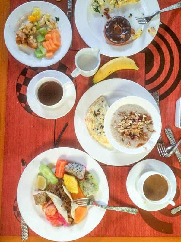 Breakfast Buffet - The Lemon Bowl
