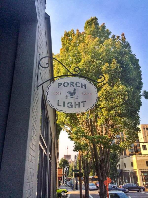 Porch Light - The Lemon Bowl