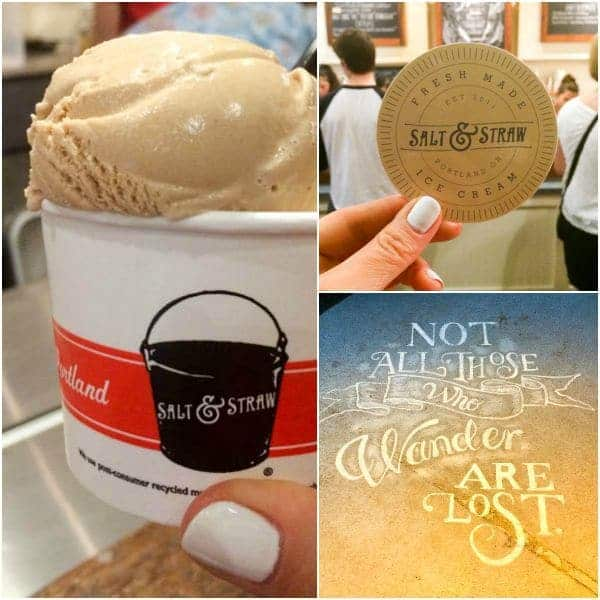 Salt and Straw Portland - The Lemon Bowl