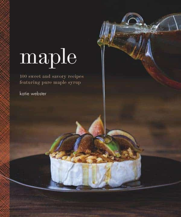 Maple Cookbook Cover - The Lemon Bowl