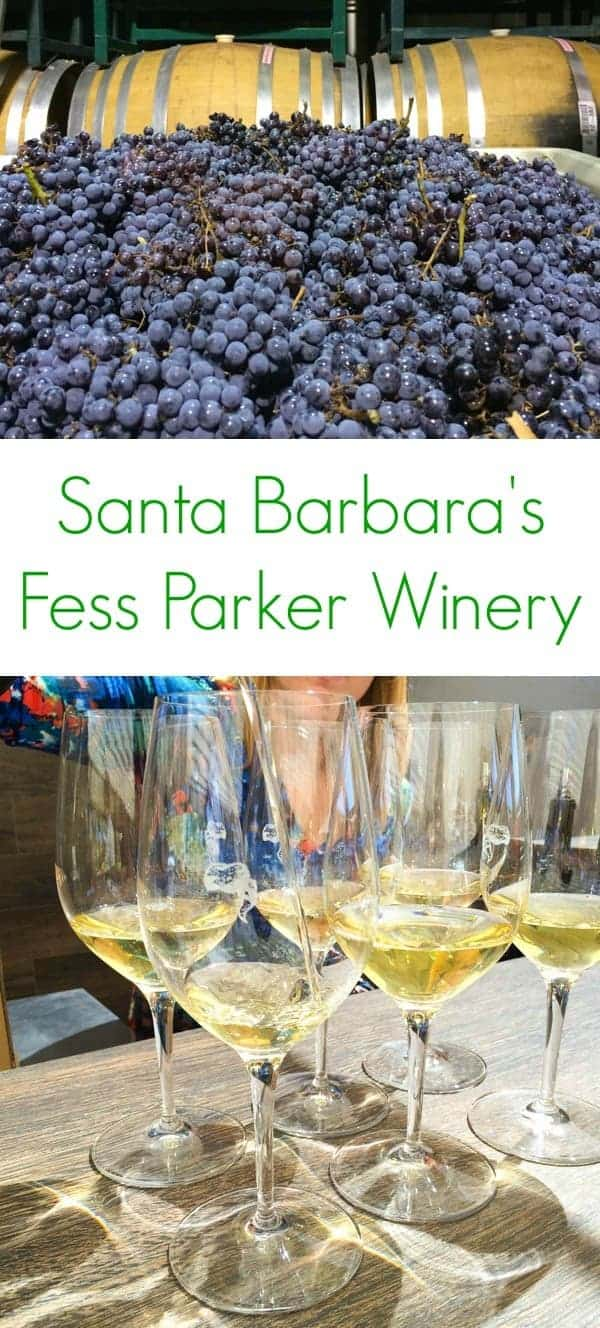 Santa Barbara's Fess Parker Winery - The Lemon Bowl