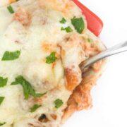 Sausage and Ricotta Baked Pasta - The Lemon Bowl