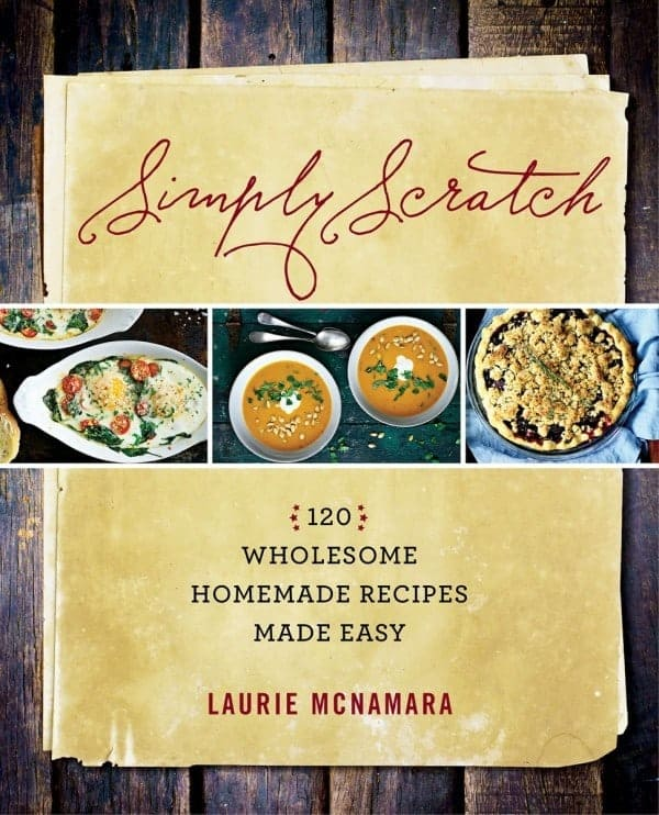 Simply Scratch Cookbook Cover