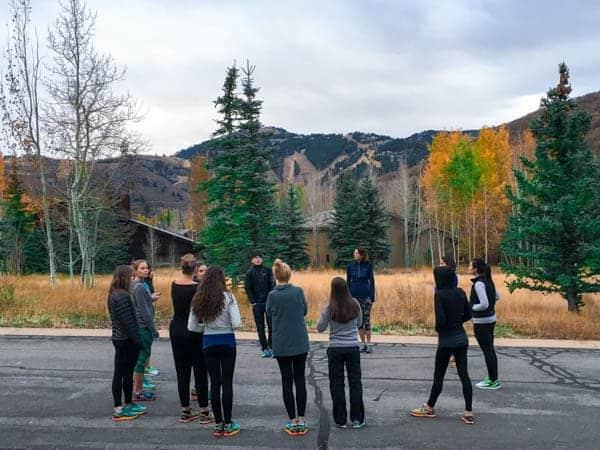 Altra Running Shoe Workshop - The Lemon Bowl