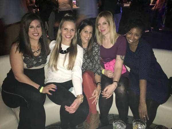 Group Photo at Eve - The Lemon Bowl