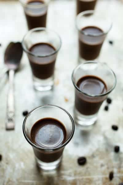 Chocolate Espresso Shots - Sidewalk Shoes