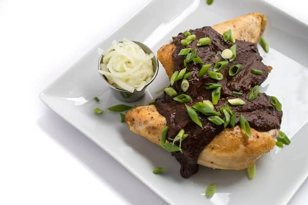 Mexican Chicken Mole - A traditional recipe