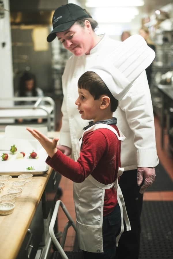 Chatting with Chef - The Lemon Bowl