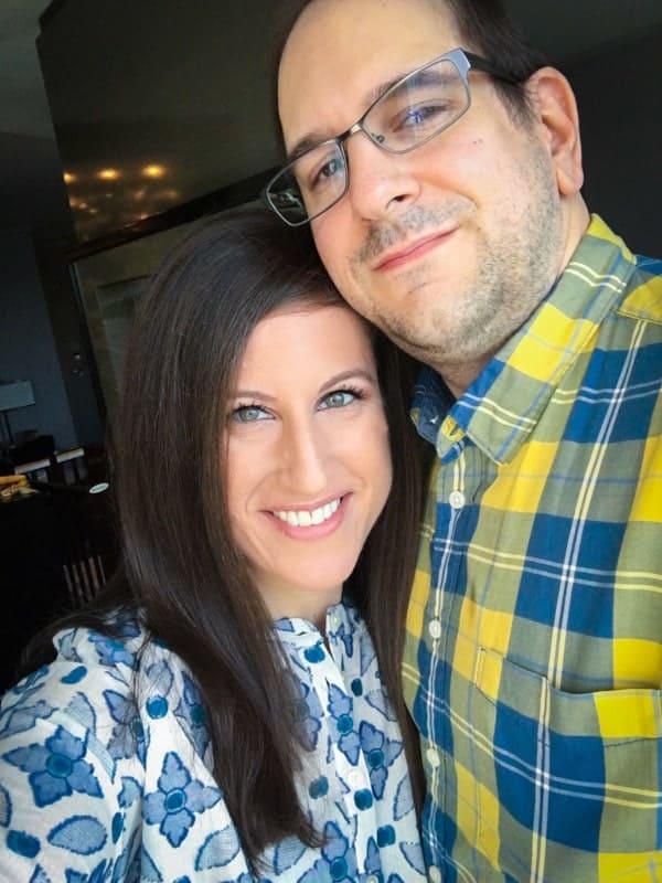 Liz and Rich March 2016 - The Lemon Bowl