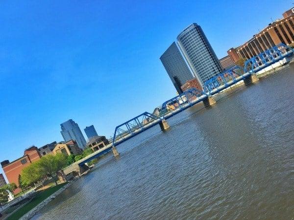 Grand Rapids Skyline