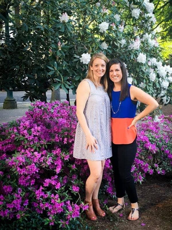 Lauren and Liz Flowers - The Lemon Bowl