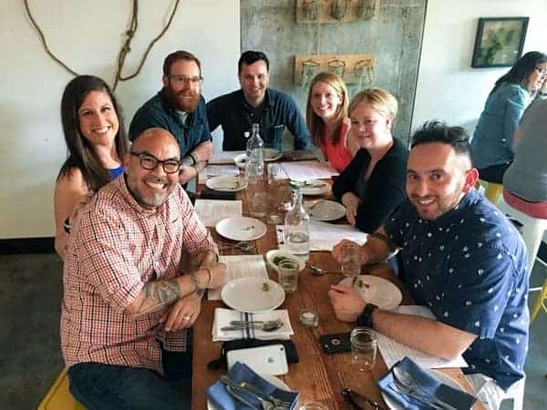 Oyster Group Dinner - The Lemon Bowl