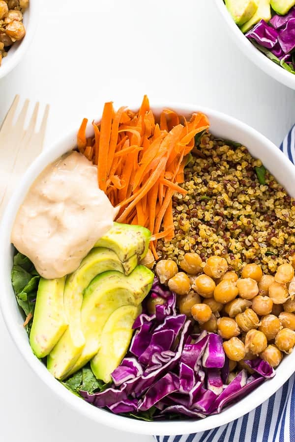 This-Nourish-Buddha-Bowl-is-filled-with-nourishing-detoxifying-and-best-of-all-absolutely-delicious-veggies-and-grains-topped-with-an-incredible-tahini-dressing - Jessica in the Kitchen