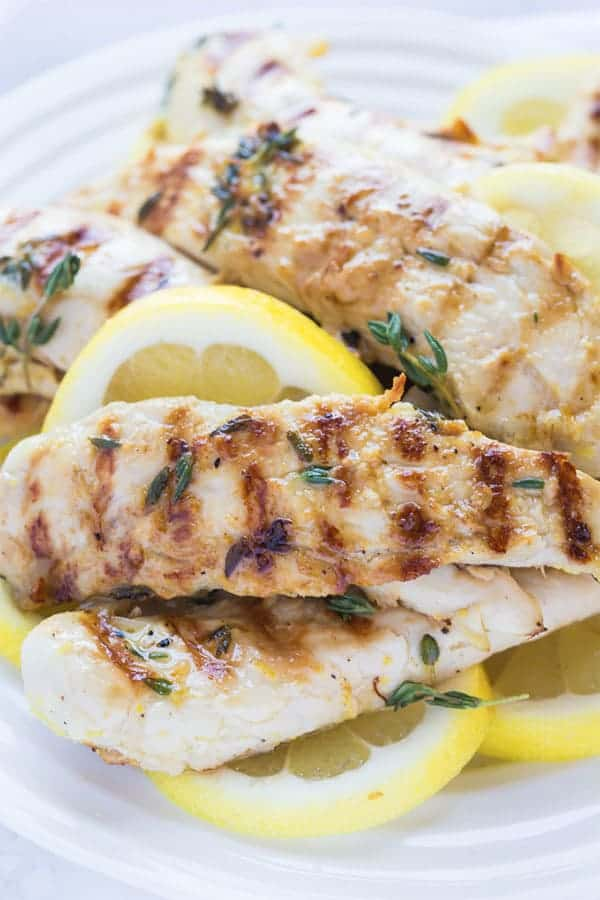 grilled-paleo-lemon-chicken-thyme