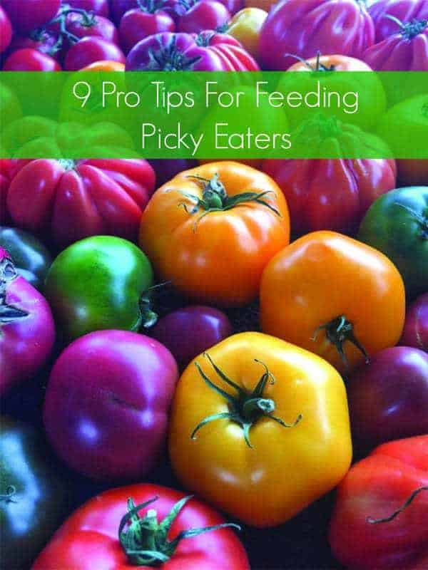 Tips For Picky Eater