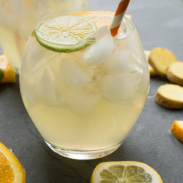 White Wine Citrus Sangria - a summery drink recipe