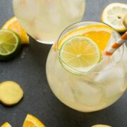White Wine Sangria - a refreshing drink recipe