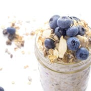 Bircher Muesli - swiss oatmeal