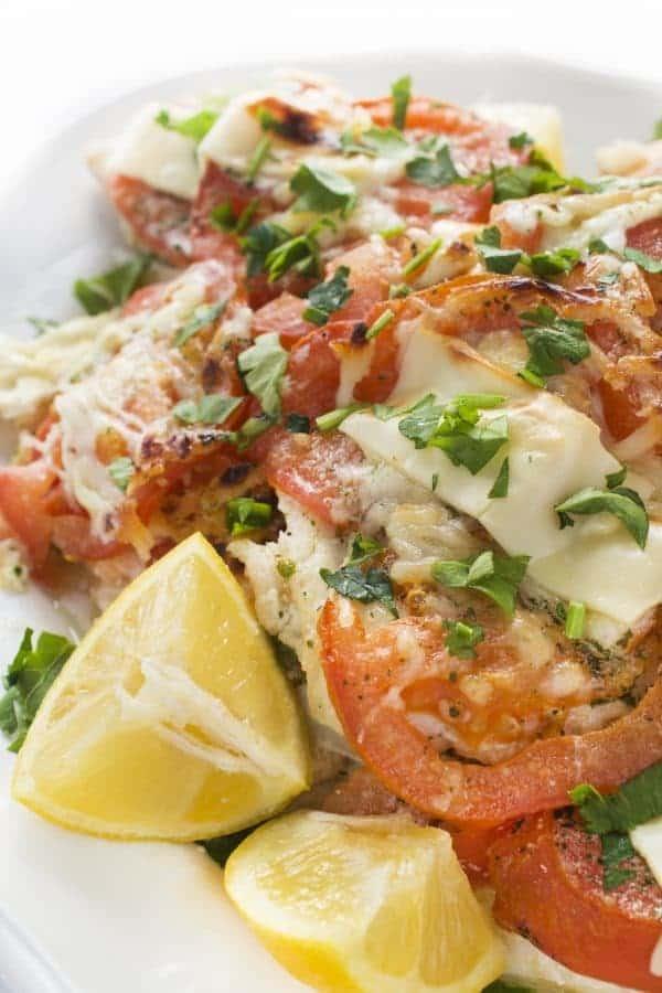 Fish Pizzaiola - FINAL
