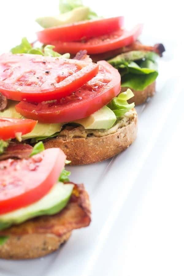 California Avocado BLT Sandwich
