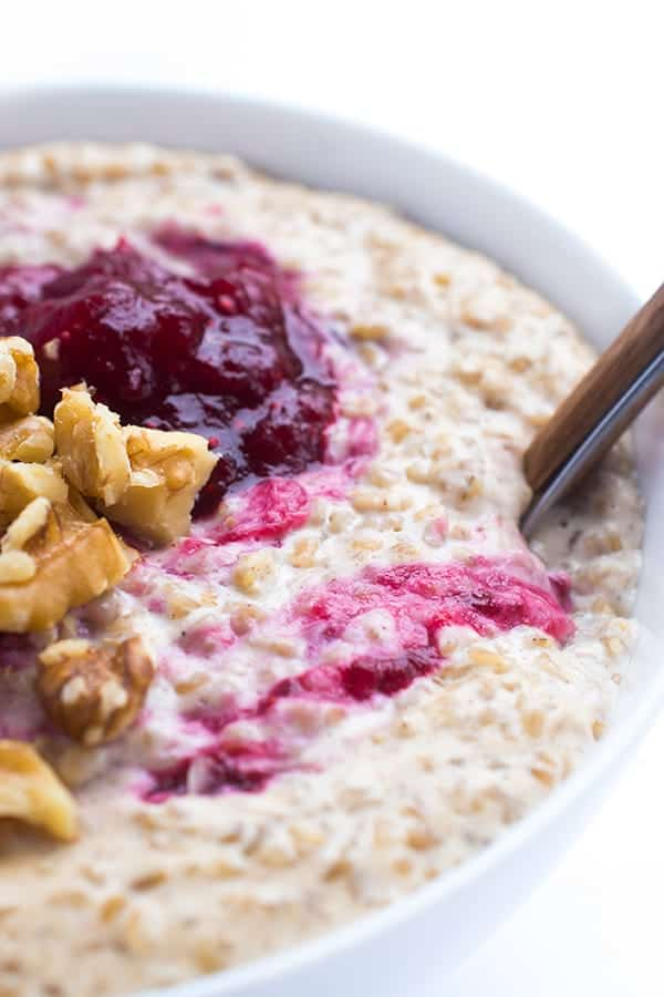 cranberries-and-cream-steel-cut-oats-a-hearty-breakfast-recipe
