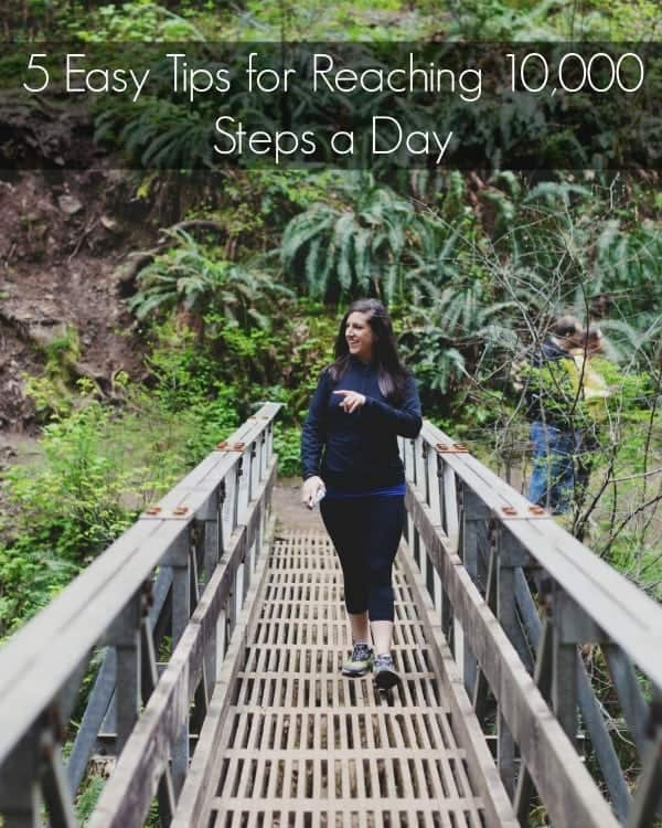 Five Easy Tips for Reaching 10,000 Steps a Day - The Lemon Bowl