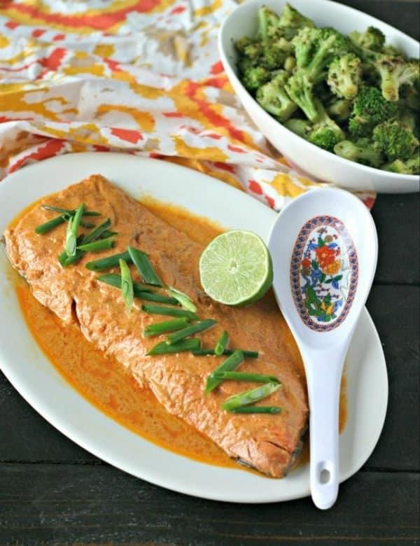 5 ingredient salmon