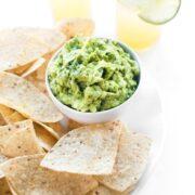 Guacamole Recipe - easy appetizer