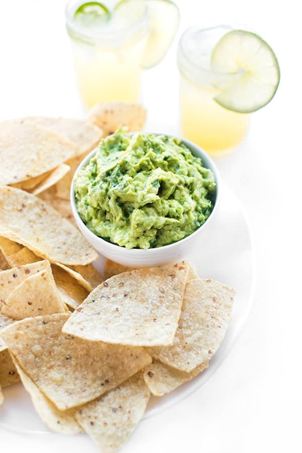 Guacamole Recipe - easy appetizer