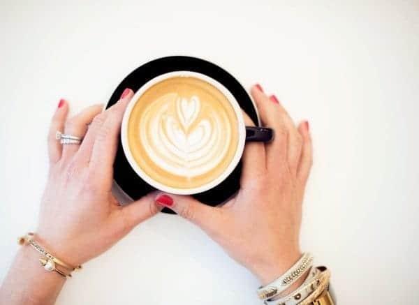Liz Squibb Coffee Latte