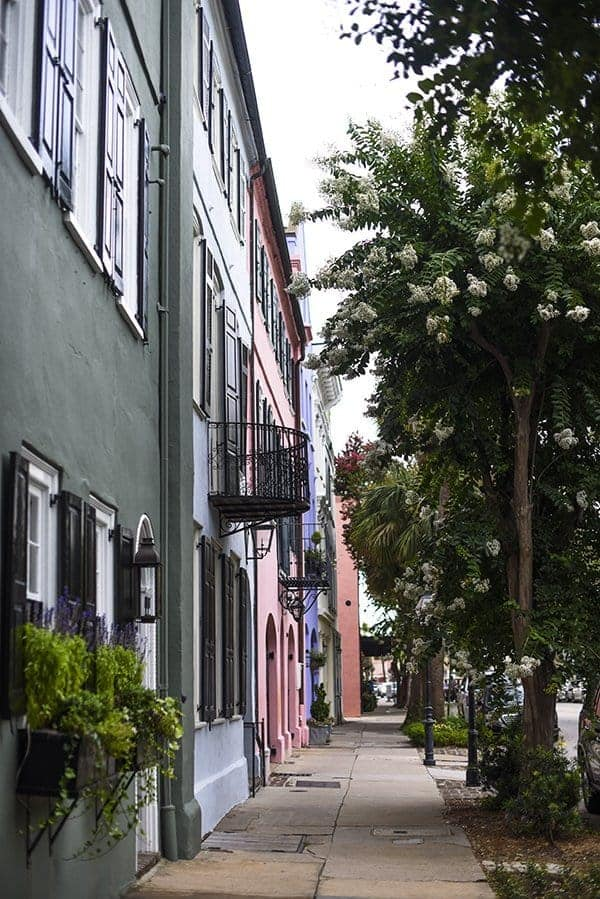 Charleston Travel Guide - Girl's Getaway
