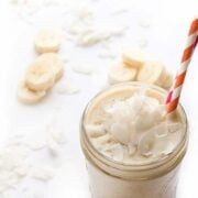 Tropical Protein Smoothie Breakfast Recipe