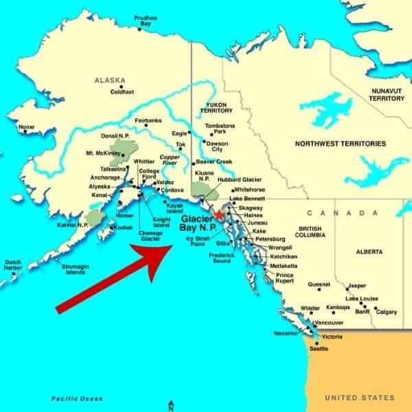 Glacier Bay National Park Alaska S Inside Passage The Lemon Bowl