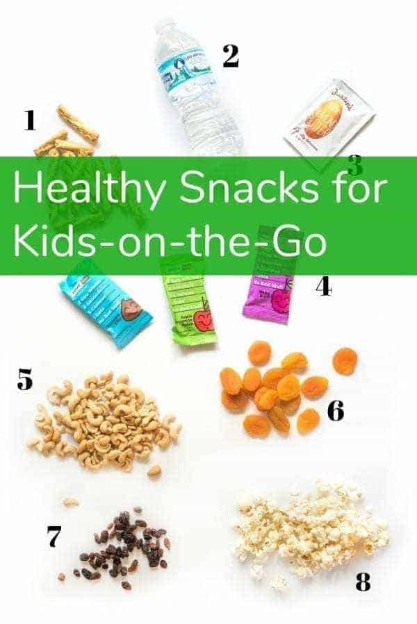 Healthy Snacks for Kids-on-the-Go